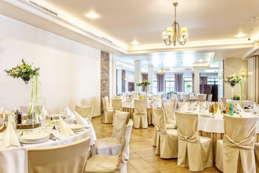 Sale weselne - MODRZEWIOWY DWÓR - Hotel & Restauracja - SalaDlaCiebie.com - 3