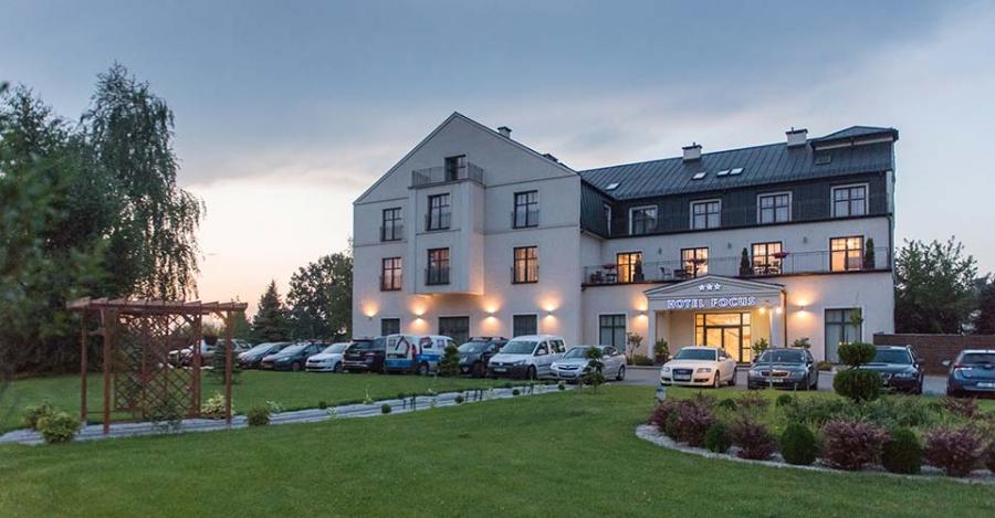 Sale weselne - Hotel Focus Centrum Konferencyjne - SalaDlaCiebie.com - 4