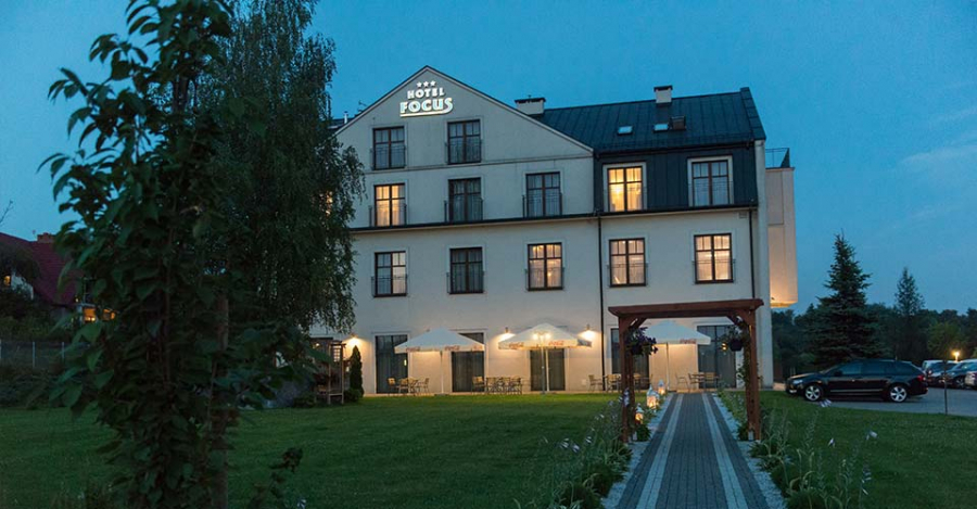 Sale weselne - Hotel Focus Centrum Konferencyjne - SalaDlaCiebie.com - 3