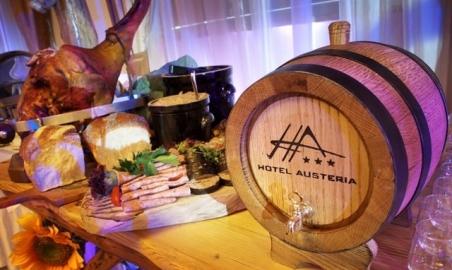 Sale weselne - Hotel Restauracja Austeria*** Conference & SPA - SalaDlaCiebie.com - 11