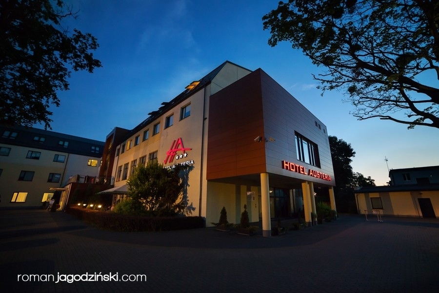 Sale weselne - Hotel Restauracja Austeria*** Conference & SPA - SalaDlaCiebie.com - 16