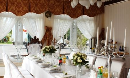 Sale weselne - Ośrodek Wczasowy Rewa - 5767d1fa4293ckomuniarewa.jpg - SalaDlaCiebie.pl