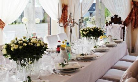 Sale weselne - Ośrodek Wczasowy Rewa - 5767d1ff129e6komuniadekoracje.jpg - SalaDlaCiebie.pl