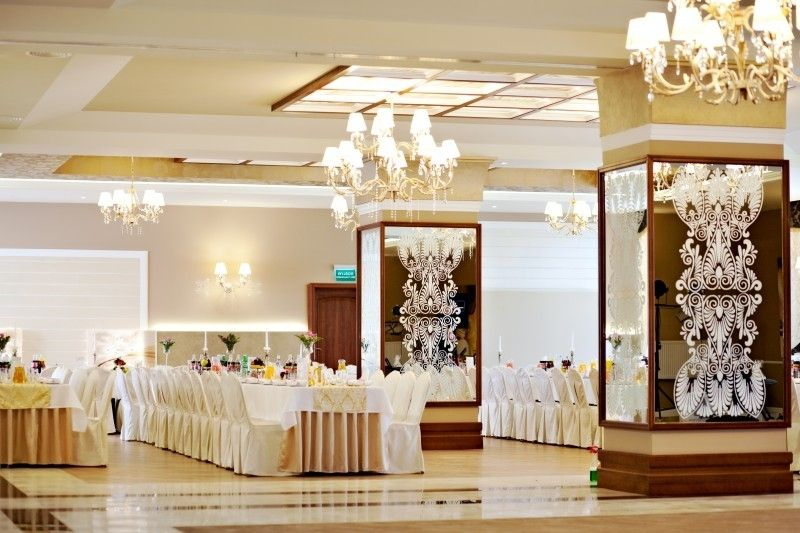 Sale weselne - Hotel Trzy Róże - SalaDlaCiebie.com - 1