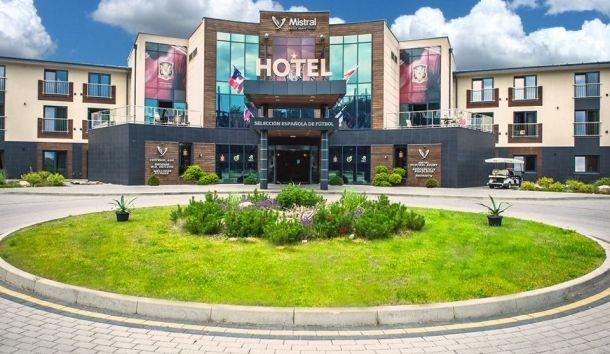 Sale weselne Hotel Mistral Sport