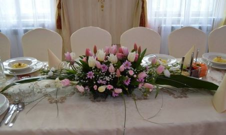 Sale weselne - Podano Catering  - 58eb64e7b584013239080_778019122299670_6679805460775307121_n.jpg - SalaDlaCiebie.pl