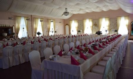 Sale weselne - Podano Catering  - 58eb650c20b5314601051_856182787816636_2891996035155176187_n.jpg - SalaDlaCiebie.pl