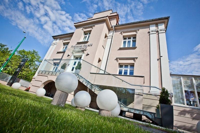 Sale weselne - Hotel Platinum Palace Residence**** Poznań - SalaDlaCiebie.com - 12