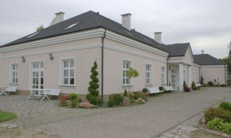 """Sale weselne - Dom gościnny """"Nad stawem"""" - 59a943d4b9336dom_od_wschodu.jpg - SalaDlaCiebie.pl"""