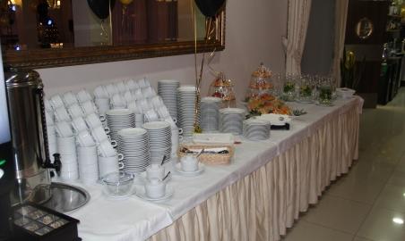 """Sale weselne -  Restauracja """"Stek Pasja"""" Hotelu Czerniewski*** - 5b9f893f14da7img_1708.JPG - www.SalaDlaCiebie.com"""