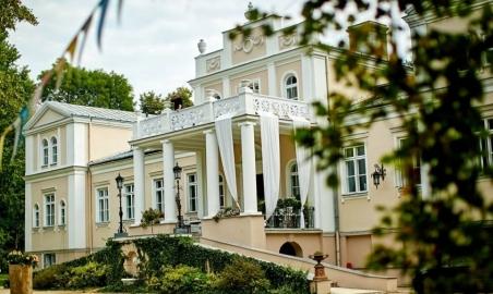 Sale weselne - Pałac w Zaborówku - SalaDlaCiebie.com - 9