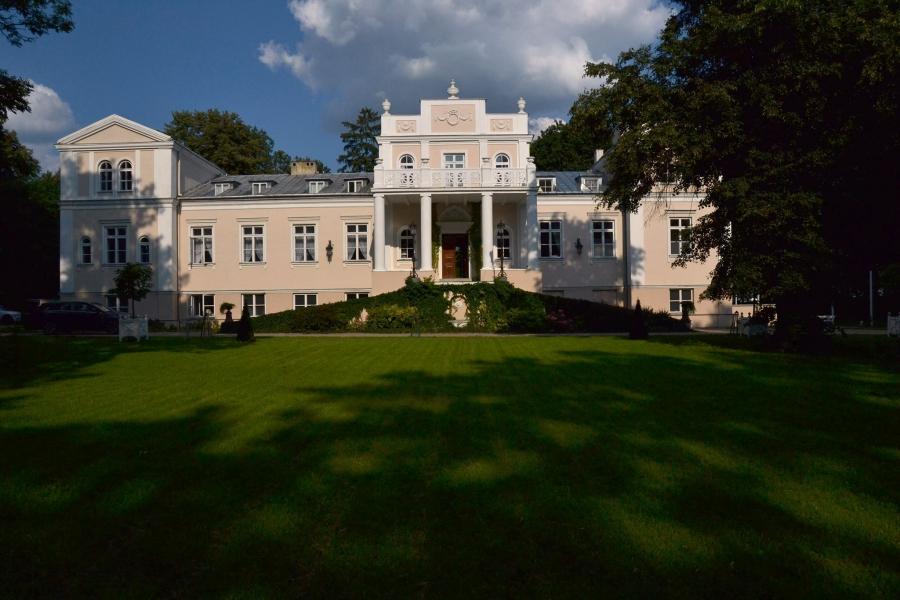 Sale weselne - Pałac w Zaborówku - SalaDlaCiebie.com - 22