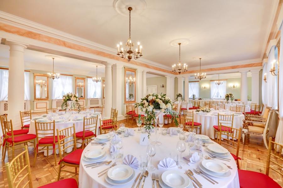Sale weselne - Pałac w Zaborówku - SalaDlaCiebie.com - 1