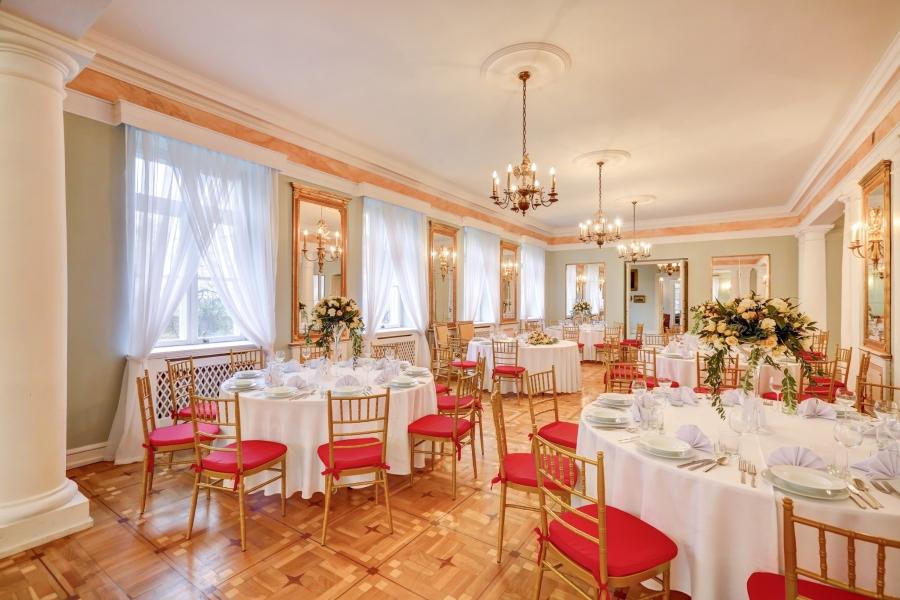 Sale weselne - Pałac w Zaborówku - SalaDlaCiebie.com - 3