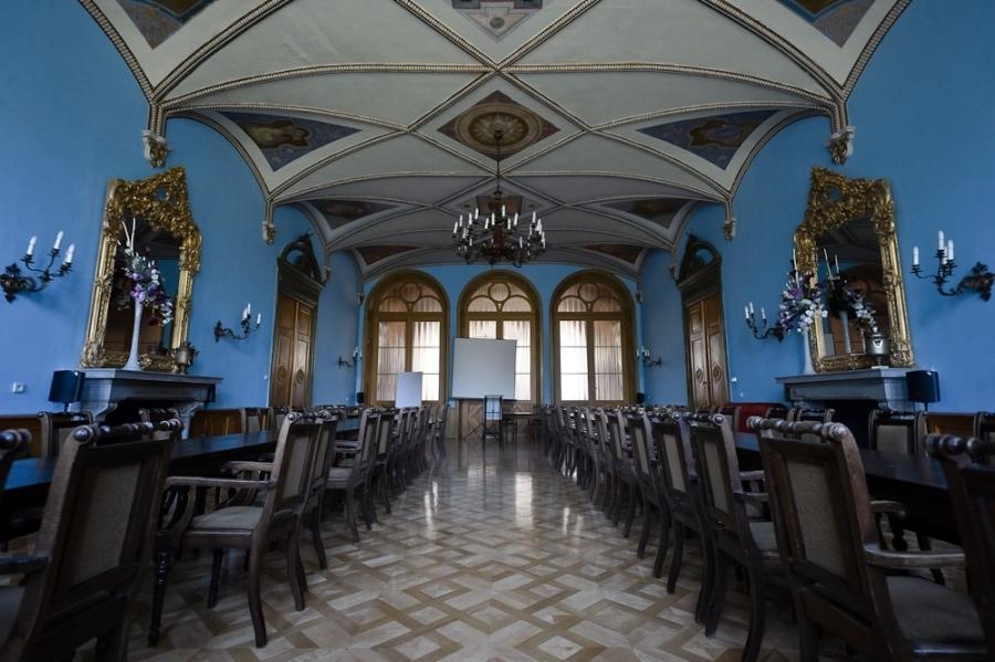Sale weselne - Ośrodek Integracji Europejskiej w Rokosowie - SalaDlaCiebie.com - 13