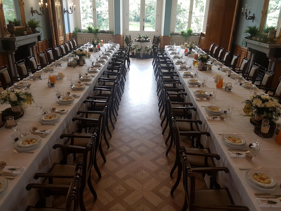 Sale weselne - Ośrodek Integracji Europejskiej w Rokosowie - SalaDlaCiebie.com - 10