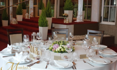 Sale weselne - Restauracja i Hotel Meridian's - 5a8ec3a965eafweselelel2.jpg - www.SalaDlaCiebie.com