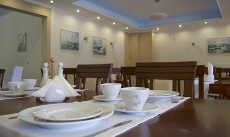 Dom Bursztynowy restauracja