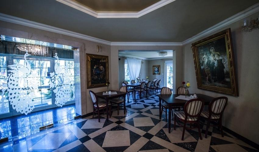 Sale weselne - Willa Alexander Resort & SPA  - SalaDlaCiebie.com - 7