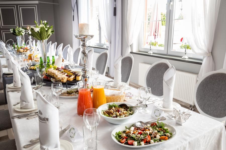 Sale weselne - Restauracja & Dom Bankietowy U Ochmanów - SalaDlaCiebie.com - 32