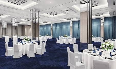 Sale weselne - Arche Hotel Krakowska - SalaDlaCiebie.com - 1