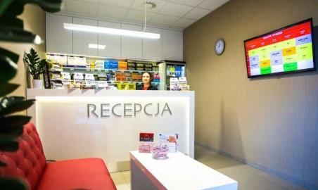 Sale weselne - Hotel Restauracja Rondo - 5b86a01ad51b7recepcja.jpg - www.SalaDlaCiebie.com