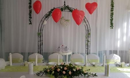 Sale weselne - Ośrodek Wypoczynkowy KRAKUS - 5c5c51c772cd8wesel014.jpg - www.SalaDlaCiebie.com