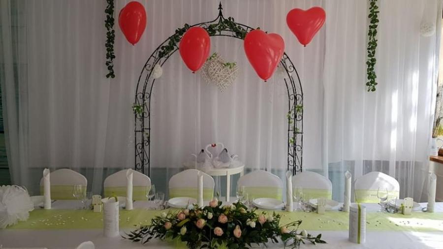 Sale weselne - Ośrodek Wypoczynkowy KRAKUS - SalaDlaCiebie.com - 16