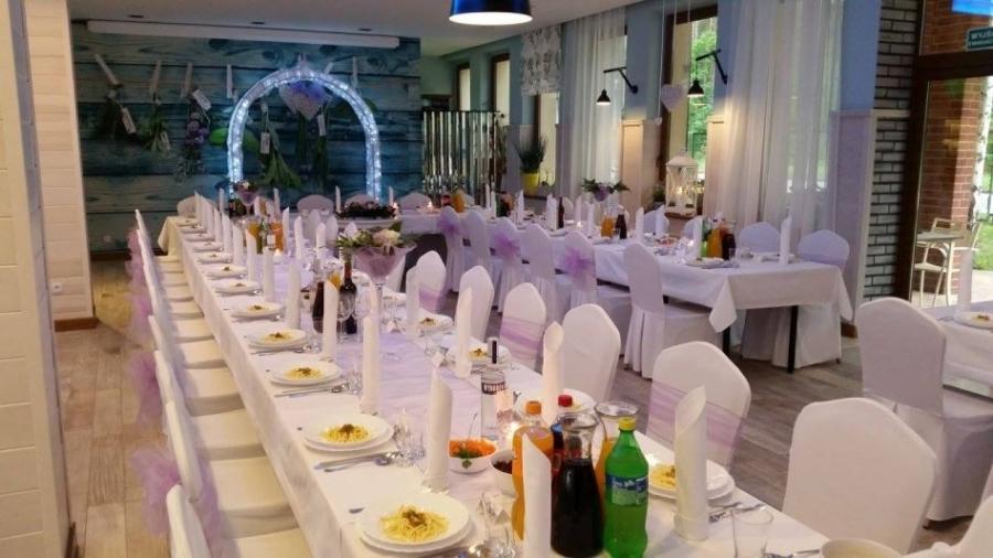 Sale weselne - Ośrodek Wypoczynkowy KRAKUS - SalaDlaCiebie.com - 11