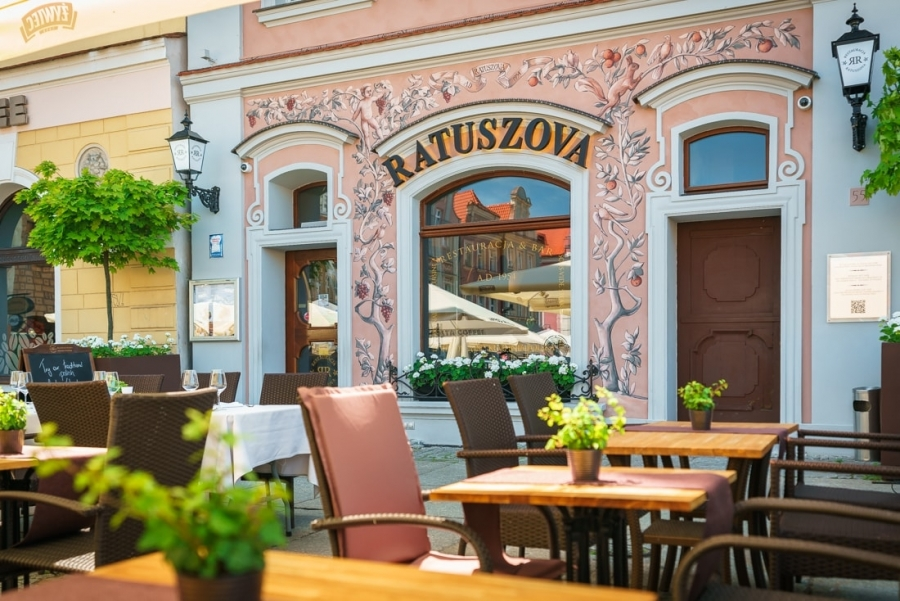 Sale weselne - Restauracja Ratuszova - SalaDlaCiebie.com - 1