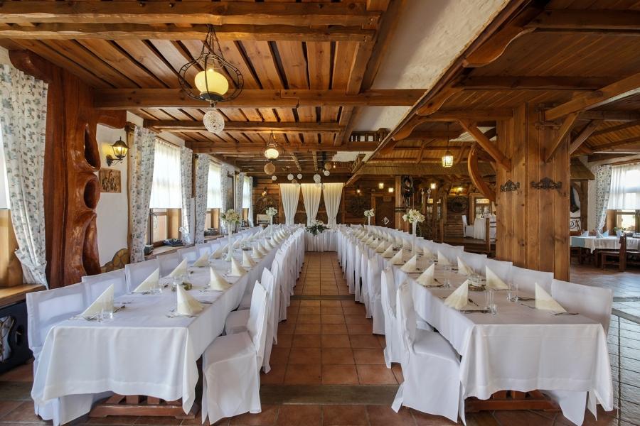 Sale weselne - Hotel Dwór Bogucin - SalaDlaCiebie.com - 9