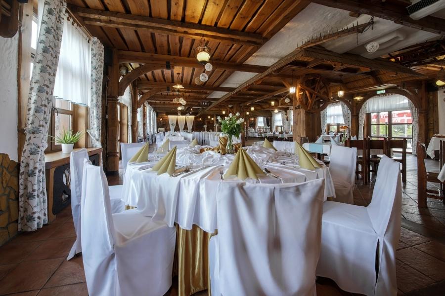 Sale weselne - Hotel Dwór Bogucin - SalaDlaCiebie.com - 10