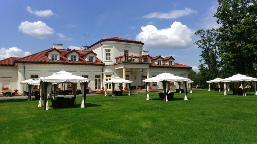 Sale weselne - Pałac Żelechów SPA & Wellness - SalaDlaCiebie.com - 1