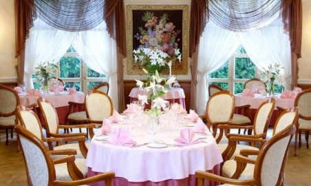 Sale weselne - Hotel Pałac Czarny Las - 5b190fbdc0651201306201631430pcl_restauracja_lewe_2.jpg - www.SalaDlaCiebie.com