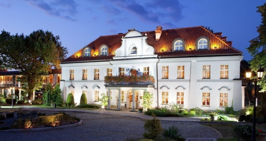 Sale weselne - Hotel Pałac Czarny Las - SalaDlaCiebie.com - 1