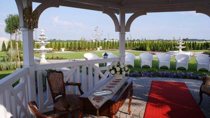 Sale weselne - Lawendowy Pałacyk - SalaDlaCiebie.com - 9