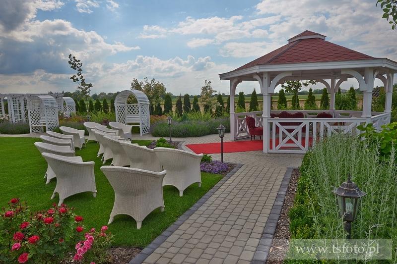 Sale weselne - Lawendowy Pałacyk - SalaDlaCiebie.com - 5