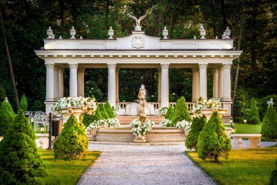 Sale weselne - Pałacyk Otrębusy - SalaDlaCiebie.com - 10