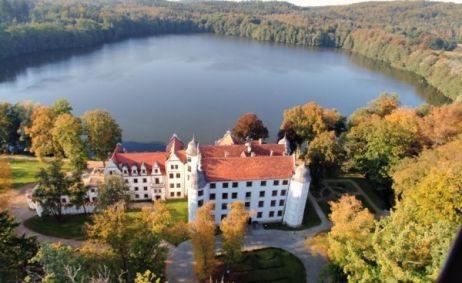 Hotel Podewils  Zamek Rycerski z XV w. w Krągu